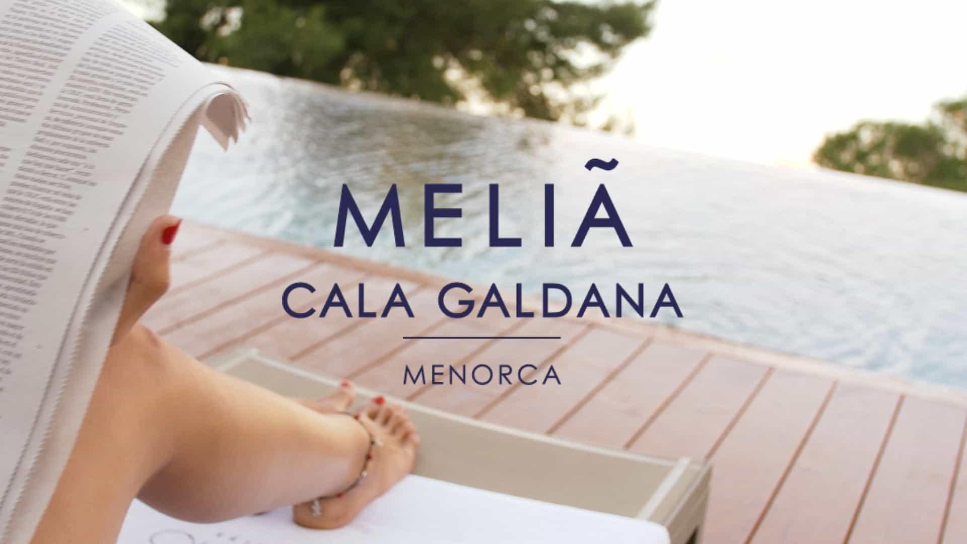 Cape Nao Pool – Hotel Meliã Cala Galdana